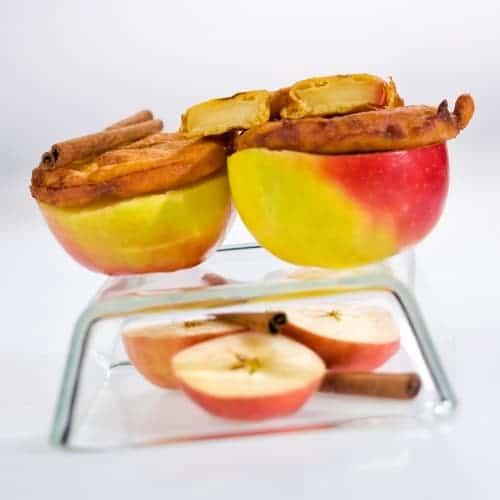 Obalovaná jablíčka