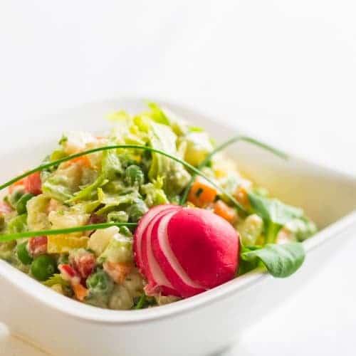 Wellness salát